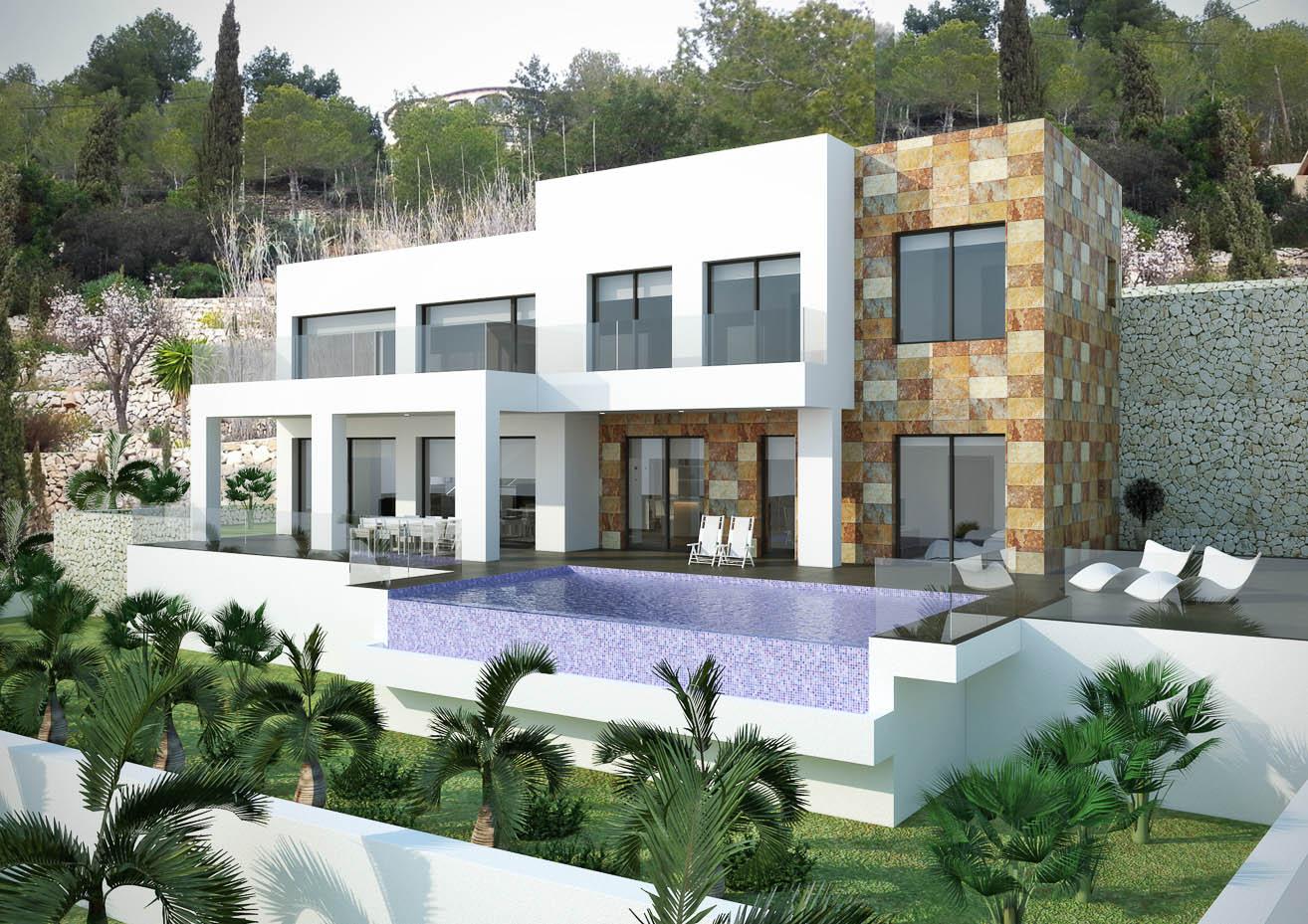 Villa en venta en benissa ref cr1103 - Casas en benissa ...