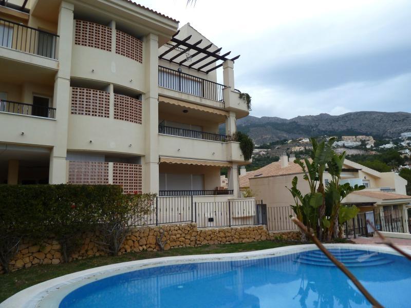 Apartamento en venta en altea ref cr0169 - Venta de apartamentos en altea ...