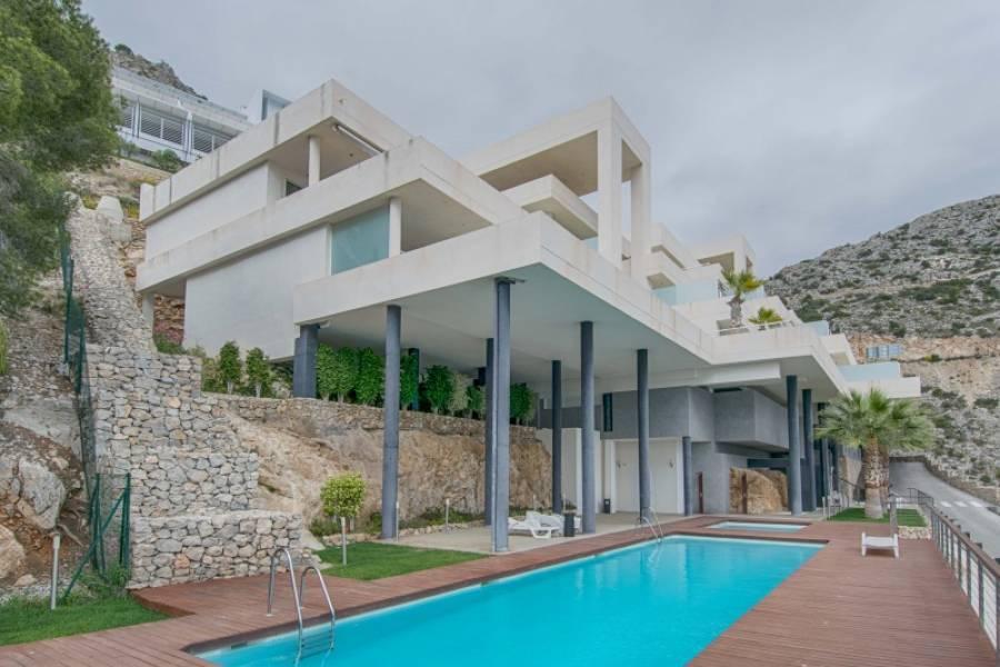 Apartamento en venta en altea ref 320da 3700 - Venta de apartamentos en altea ...