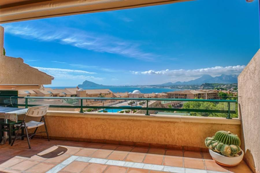 Apartamento en venta en altea ref 409da 3700 - Venta de apartamentos en altea ...